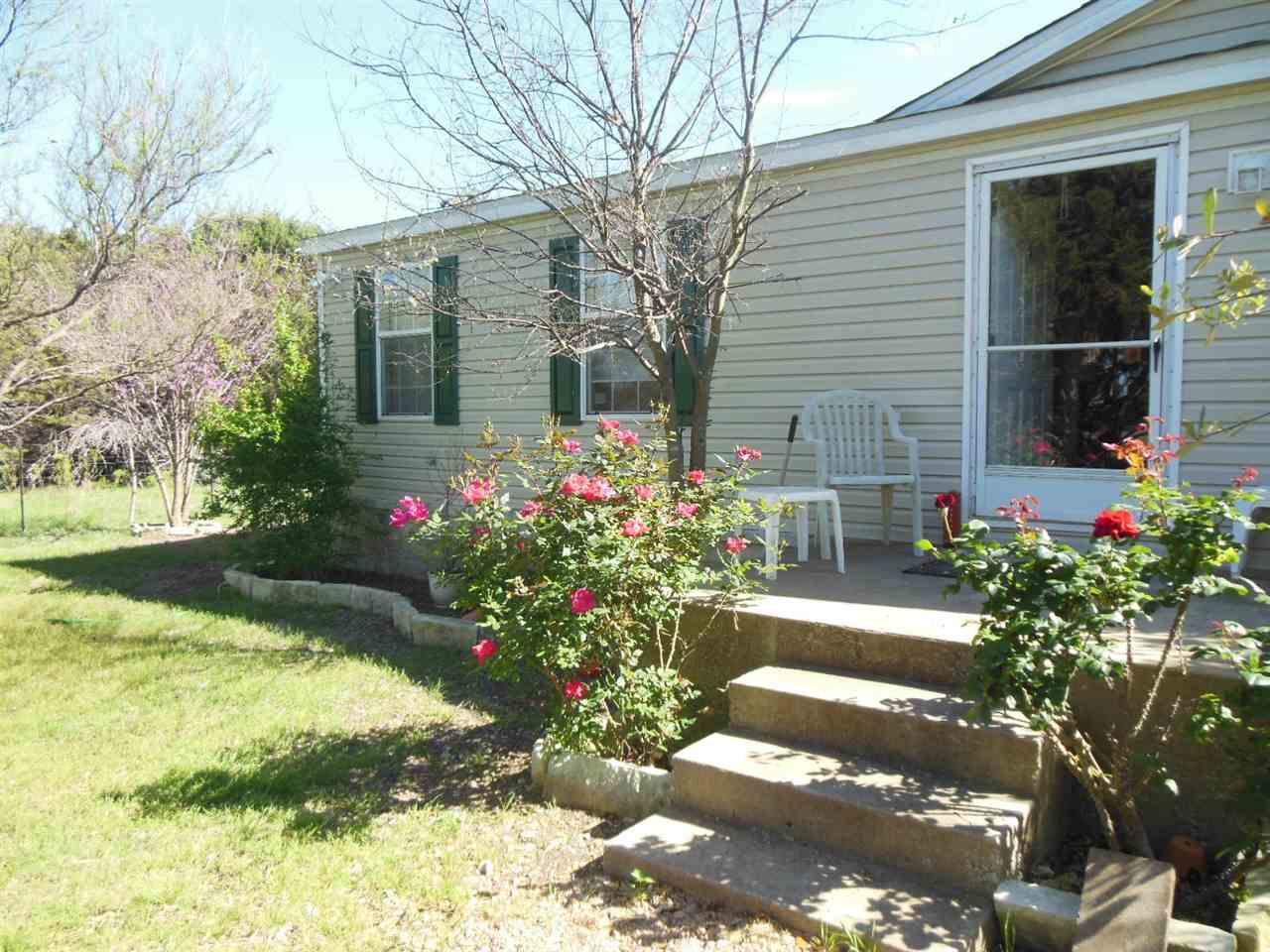 Mobile home only, Burnet, TX 78611 - MLS #139443