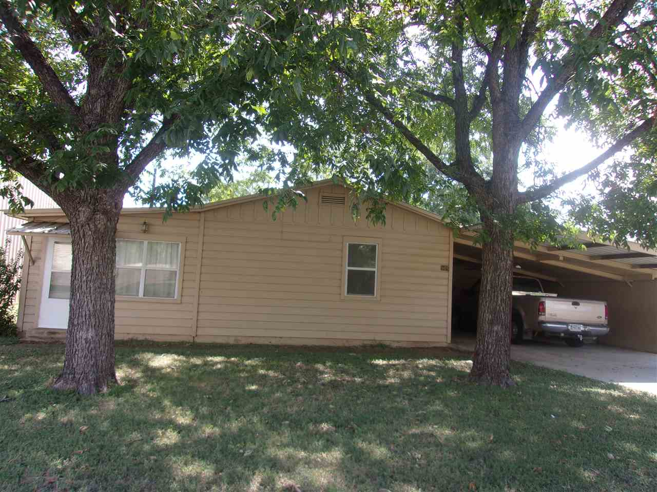 Llano, TX - South