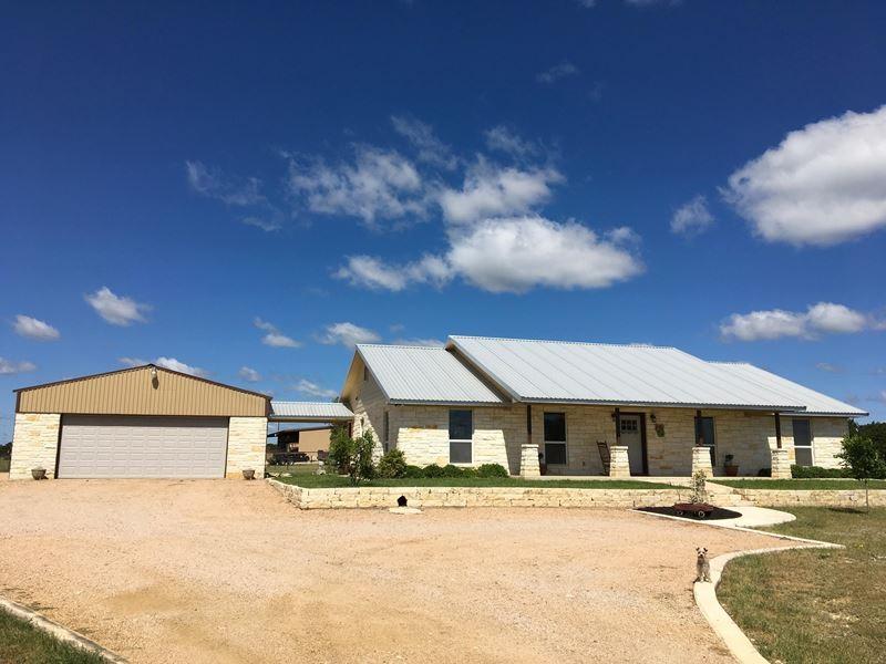 400 Windmill Road, Burnet, TX 78611 - MLS #141215