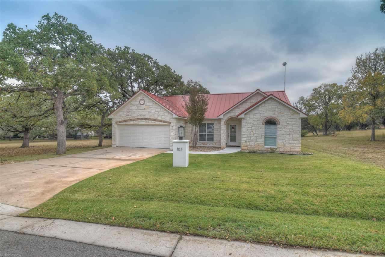 107 Amethyst, Horseshoe Bay, TX 78657 - MLS #142112