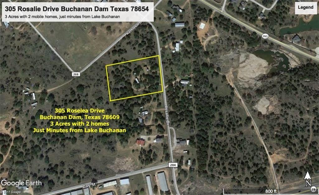 305 Roselea, Buchanan Dam, TX 78609 - MLS #142410