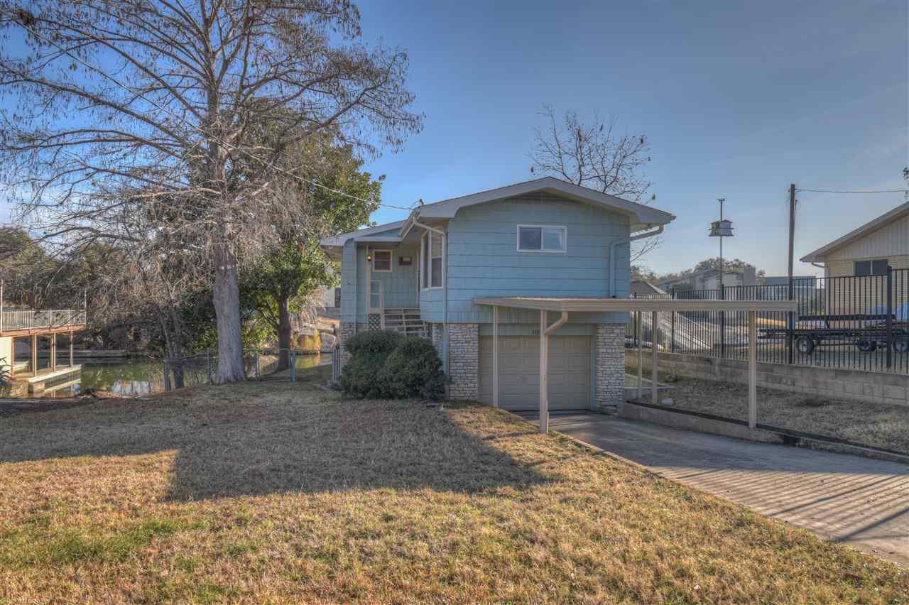 501 Contour Drive, Granite Shoals, TX 78654 - MLS #142856