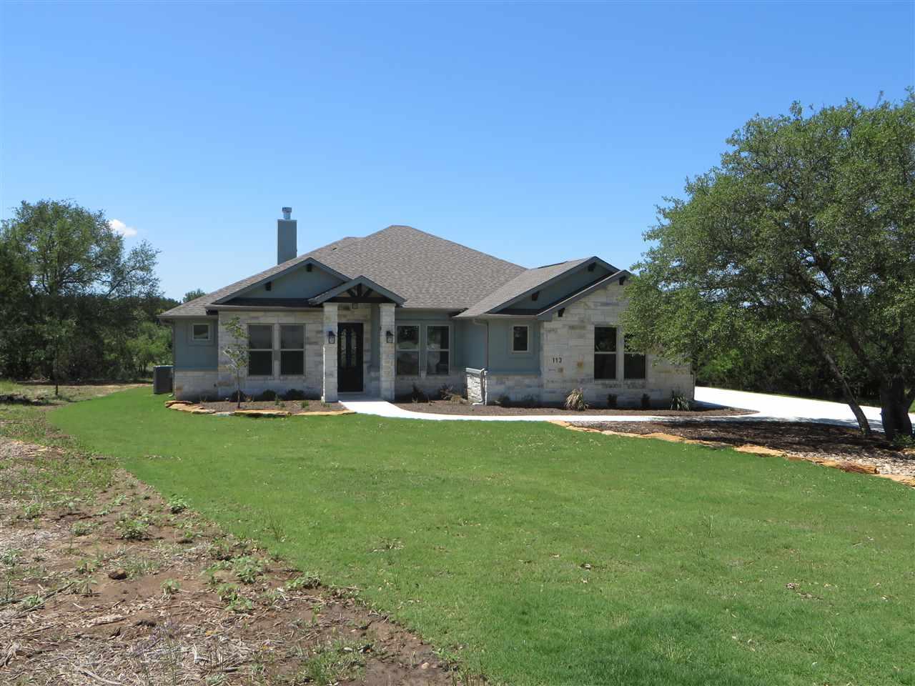 113 Hidden View Trail, Marble Falls, TX 78654 - MLS #143232