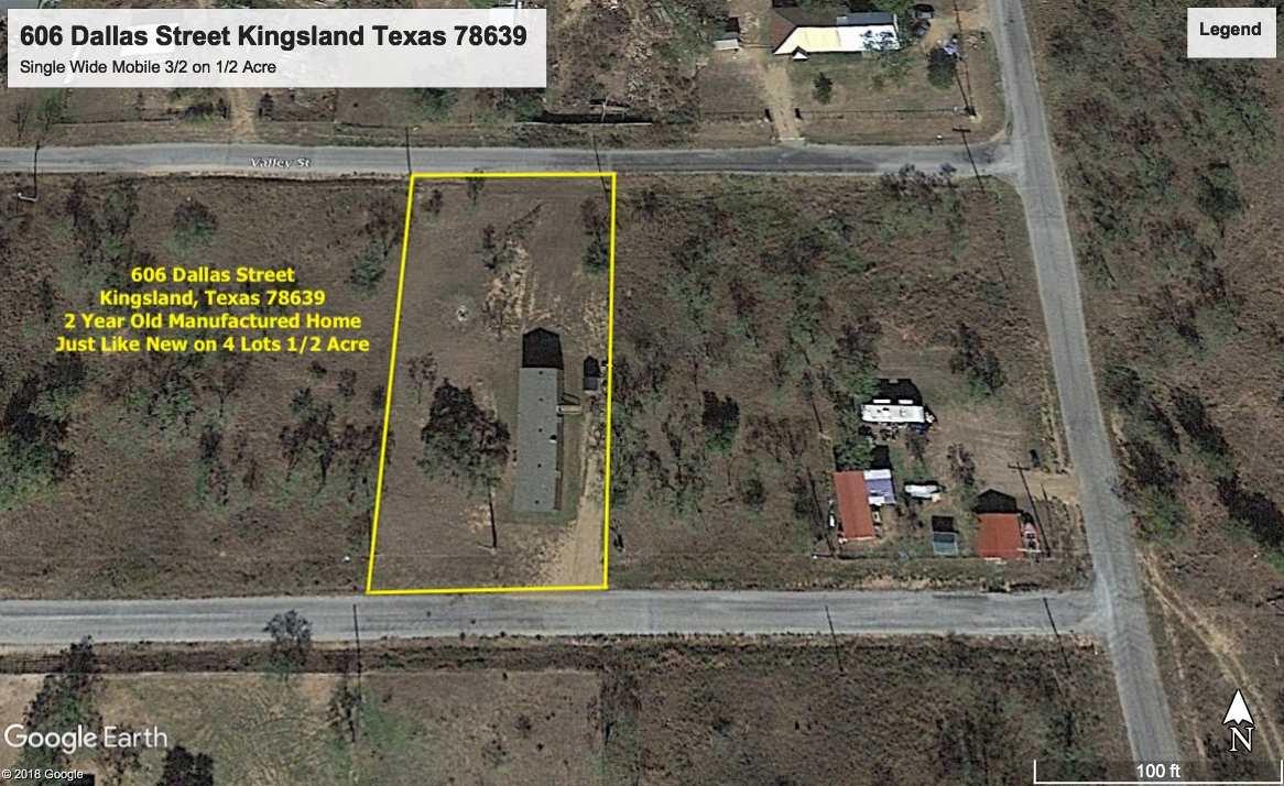 Kingsland, TX - Royal Oaks Est