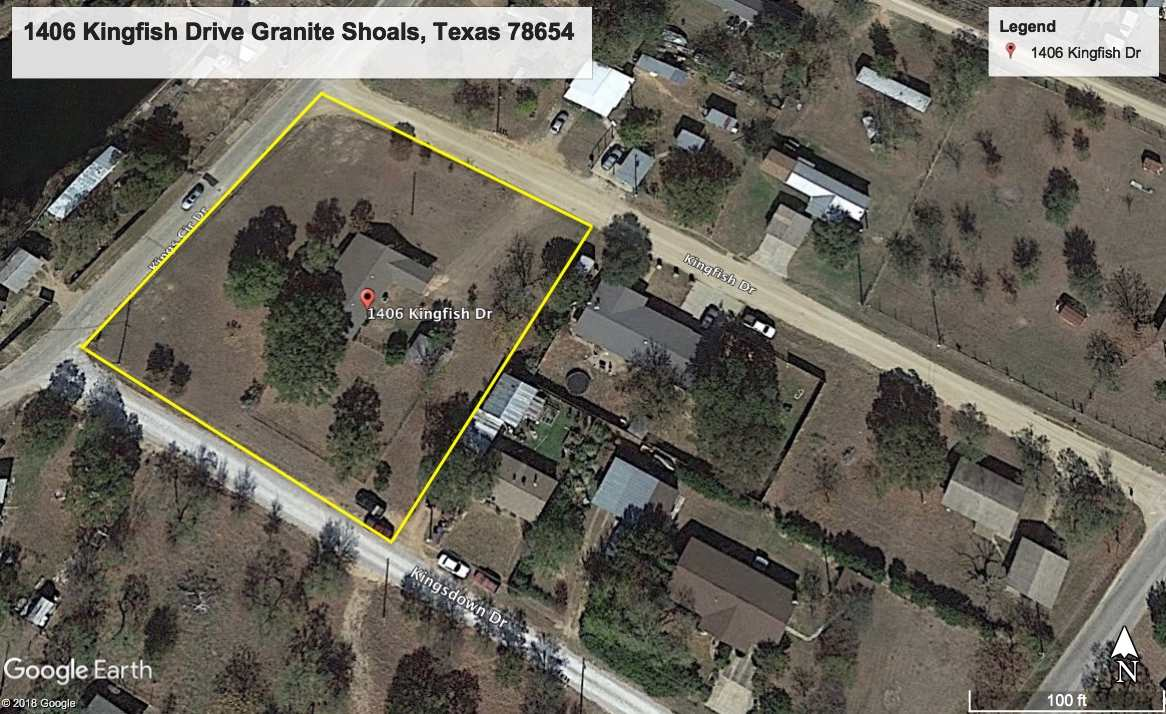 Granite Shoals, TX - Kingswood/Shr