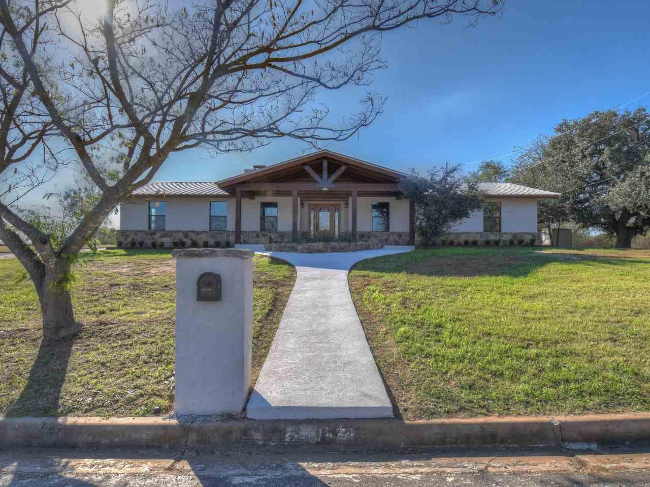 Llano, TX - Oatman